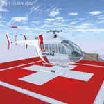 樱花校园模拟器飞机在哪 医院直升机介绍