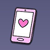 加查生活可爱的手机