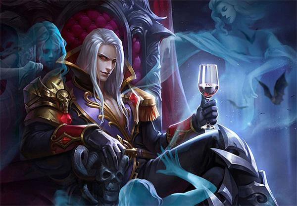 英魂之刃黑暗伯爵德古拉怎么玩 英魂之刃智力型英雄德古拉攻略