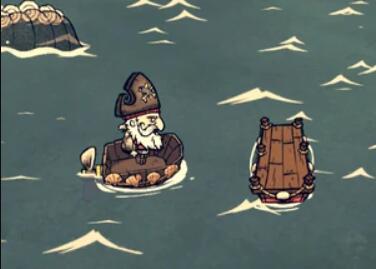 饥荒海难货船陷阱
