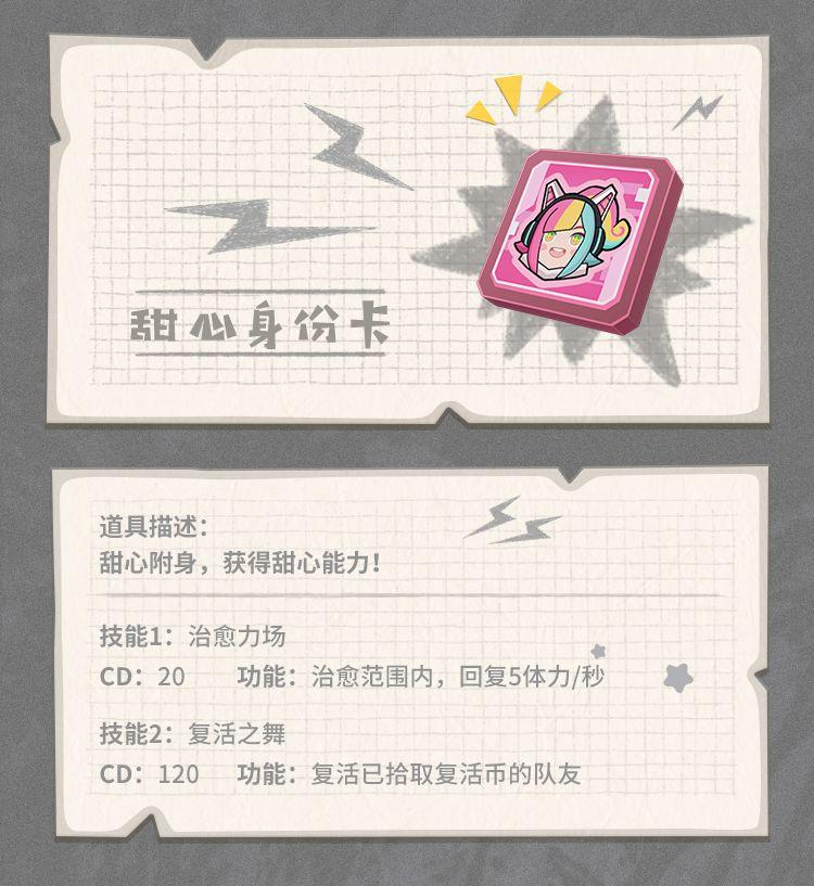 香肠派对甜心身份卡怎么样 香肠派对甜心身份卡介绍
