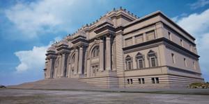 大都会艺术博物馆和地宫探险惊喜上线! 和平精英新玩法爆料第1弹