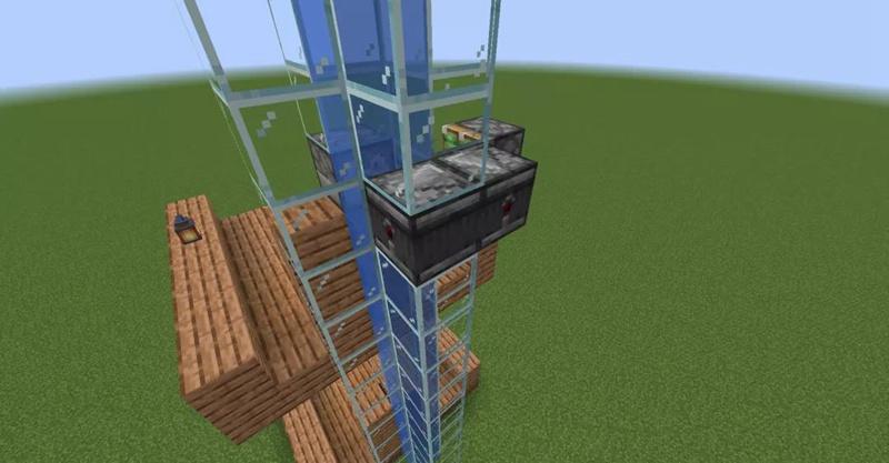 我的世界电梯选层工具3