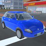 樱花校园模拟器蓝色私家车在哪里 路上蓝色私家车介绍