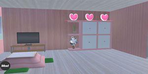 樱花校园模拟器好心情房子 房子建设展示
