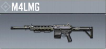使命召唤手游M4LMG怎么样 M4LMG装配推荐
