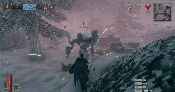 英灵神殿全流程通关攻略第7部 攀登雪山消灭龙母英灵神殿全流程通关攻略第7部 攀登雪山消灭龙母