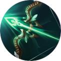 曙光英雄潘神的灵弓装备属性 潘神的灵弓图鉴