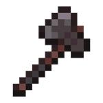 我的世界下界合金斧怎么做 下界合金斧制作方法