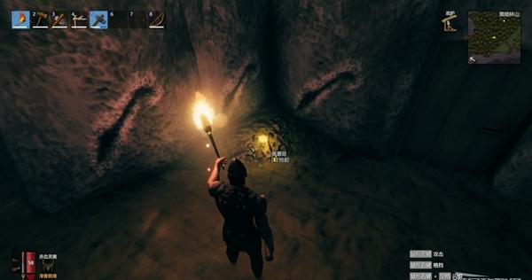 英灵神殿全流程通关攻略第3部 初入黑暗林山