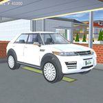 樱花校园模拟器白色SUV在哪里 咖啡馆对面的车介绍