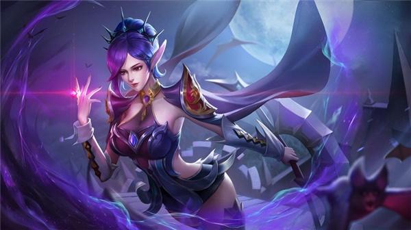 英魂之刃血腥女王怎么玩 英魂之刃智力型英雄血腥女王攻略