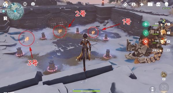 原神覆雪之国