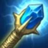 英雄联盟手游瑞莱的冰晶节杖装备属性 瑞莱的冰晶节杖图鉴