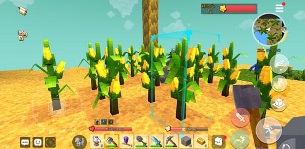 手工星球玉米