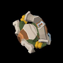 艾兰岛石制盔甲