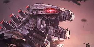 机械哥斯拉入侵山谷 和平精英新玩法爆料