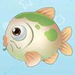 摩尔庄园绿鲤鱼